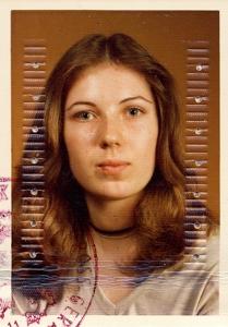 Führerscheinfoto 1978